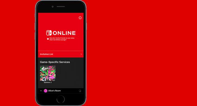 Switch App Online