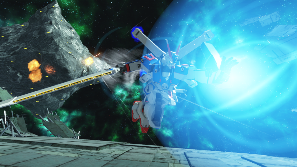 Gundam Versus 4