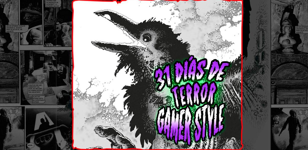 31 Días de Terror Gamer Style