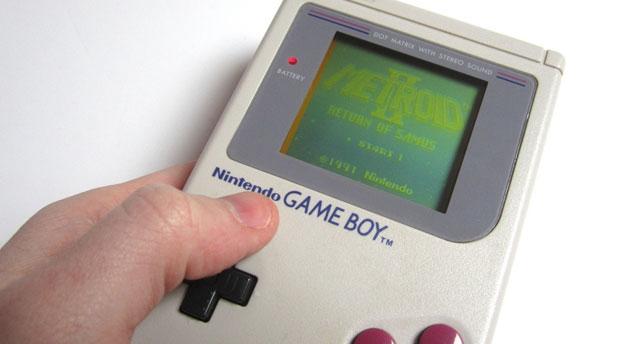 Game Boy Mini