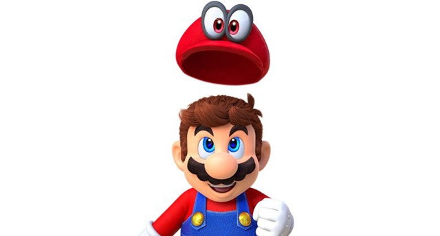 Nintendo-Mario Odyssey