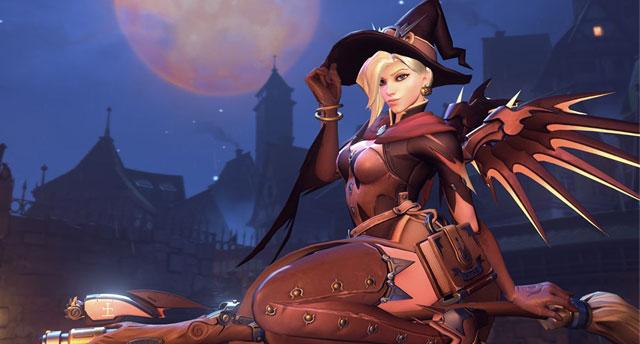 Halloween Blizzard