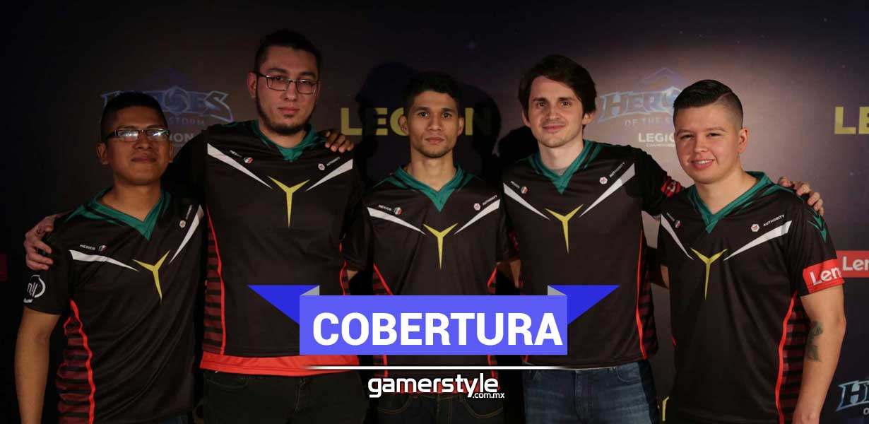 El equipo mexicano 6Sense se coronó campeón del Heroes of the Storm Legion Championship