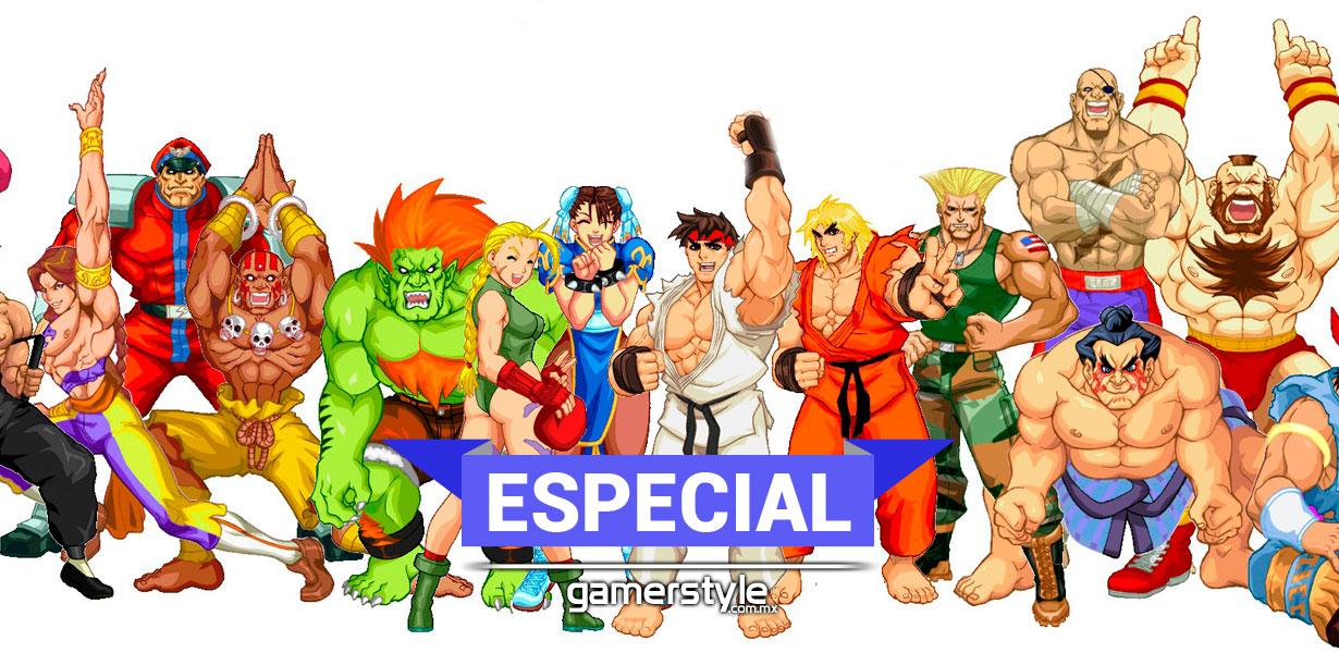 Street Fighter TDAH