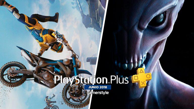 Enterate De Los Juegos Gratis Con Playstation Plus En Junio Gamer
