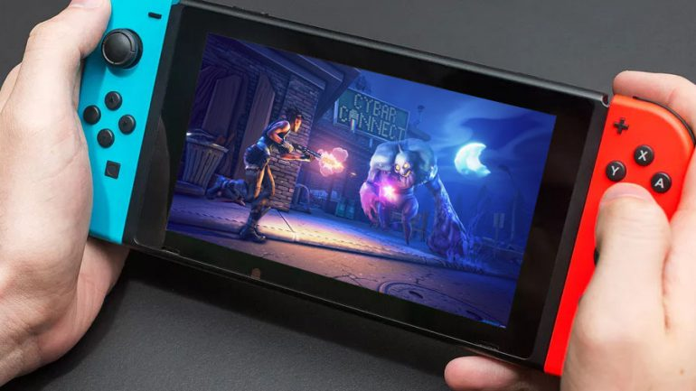 Se Pudo Haber Filtrado Por Error La Version De Fortnite Para Switch