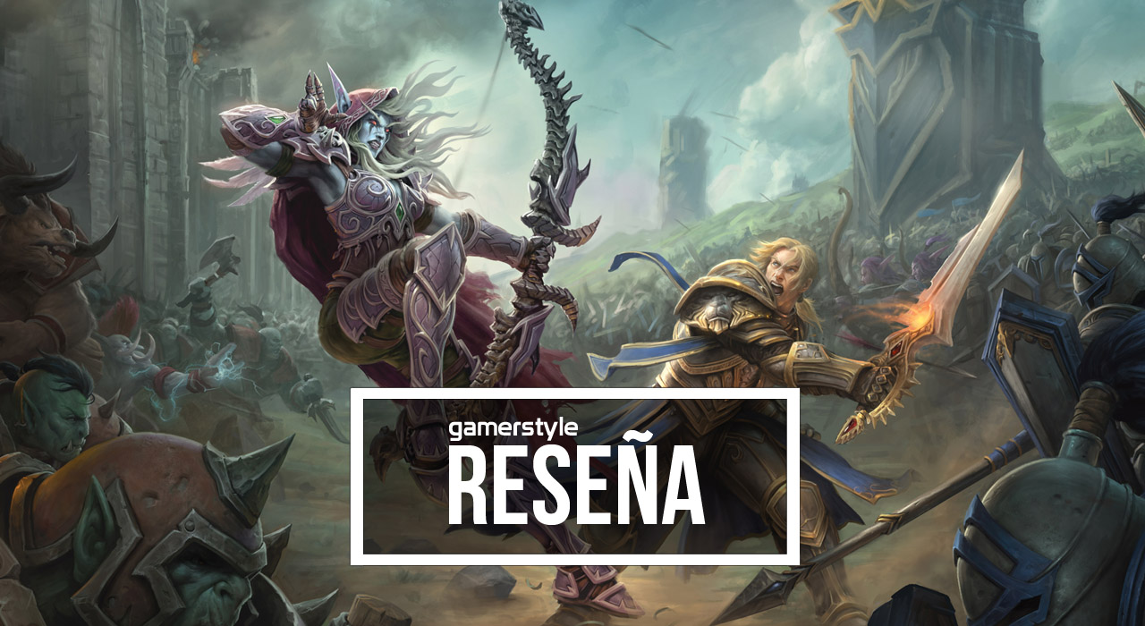 Reseña World Of Warcraft Battle For Azeroth Gamer Style