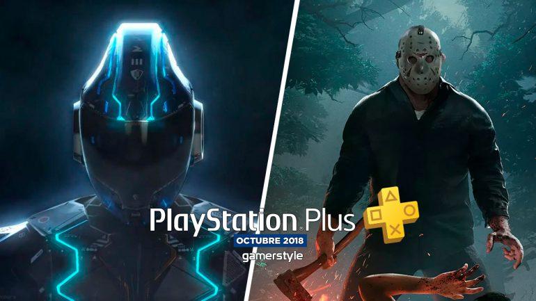 Juegos Gratis De Playstation Plus Para Octubre 2018 Gamer Style