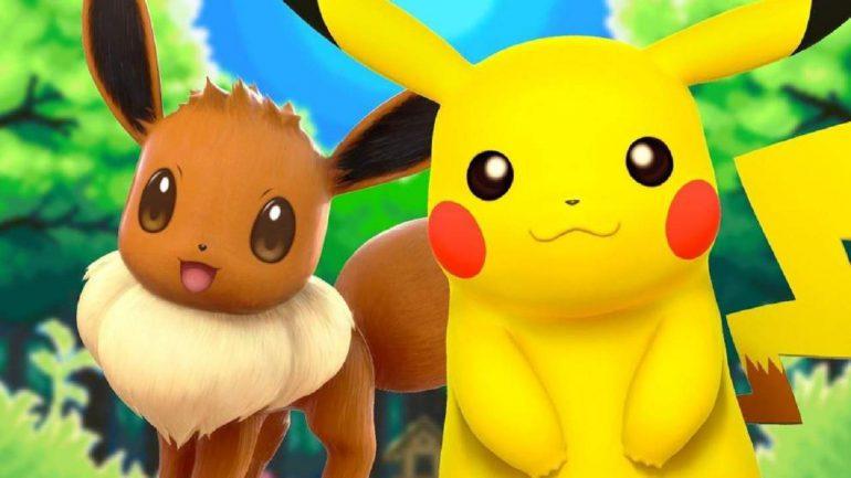 Presentan La Nintendo Switch Pikachu Eevee Edition