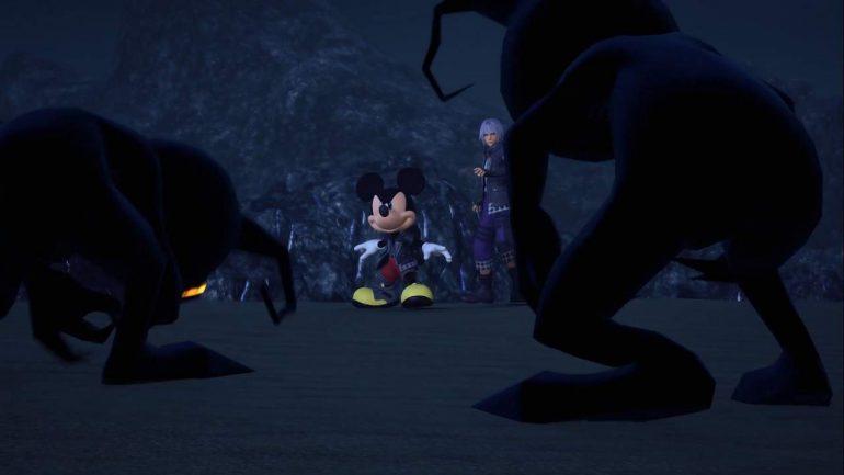 Hay Nuevo Trailer De Kingdom Hearts Iii Ademas El Juego Esta Terminado