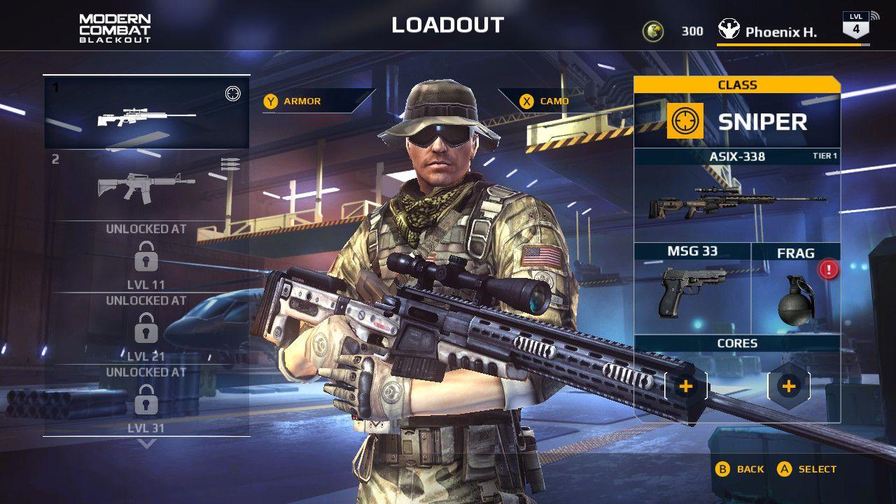Modern Combat Blackout - Still 2