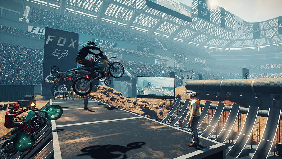 Trials Rising - Still