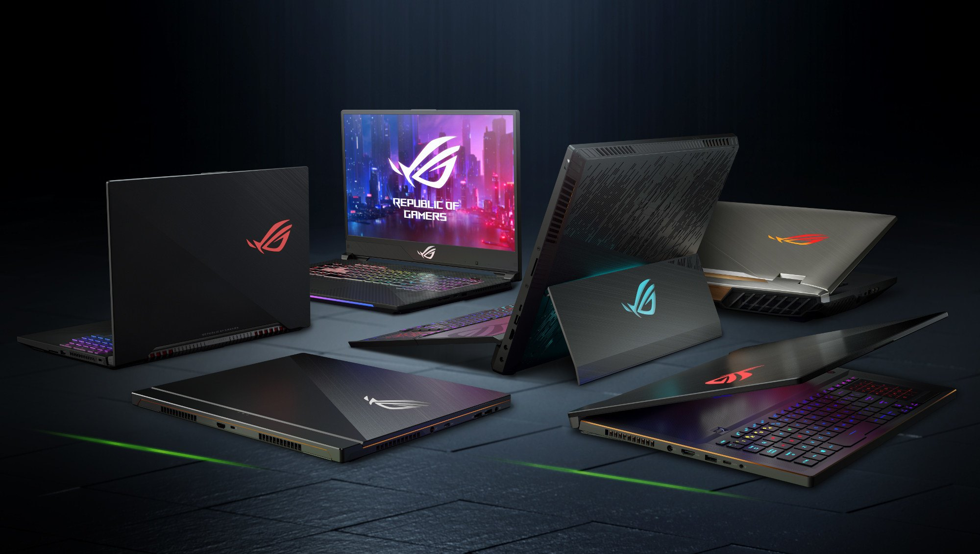 ASUS Rog - NVIDIA GeForce