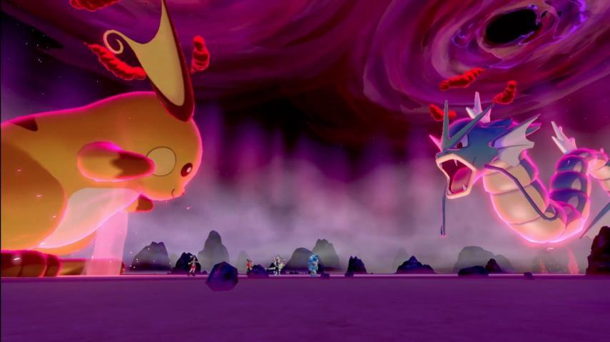 Pokemon Shield and Sword - Dynamix