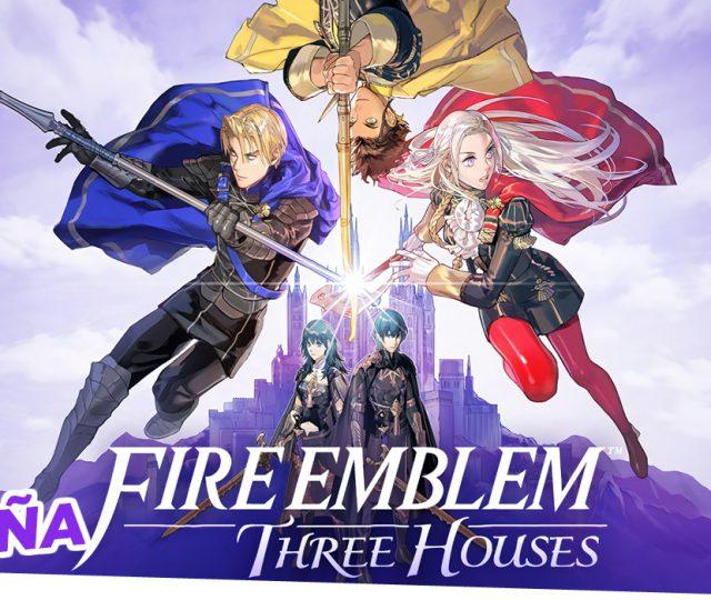 Fire Emblem Three Houses - Reseña