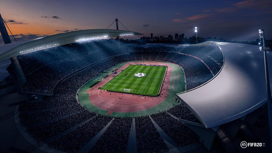 FIFA 20 Estadios