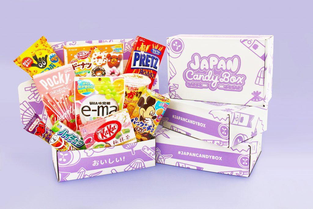 Japan Candy Box 1
