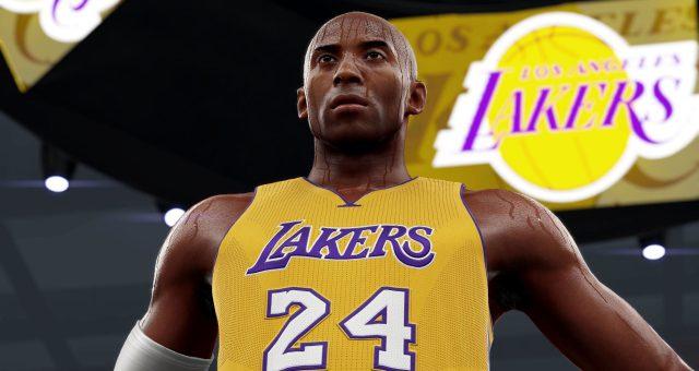 Kobe Bryant en los videojuegos