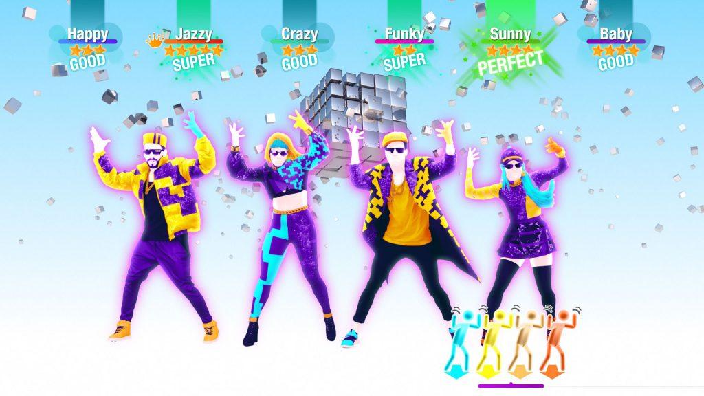 Just Dance 2020 Forma de Jugar