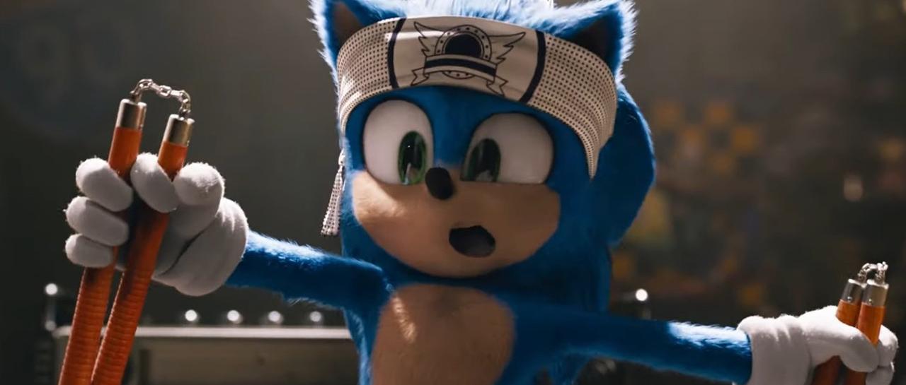 Sonic la película - Reseña