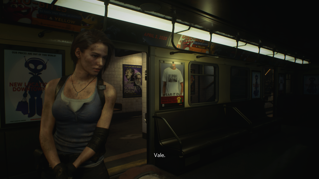 Resident Evil 3 Demo - Previo