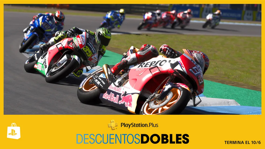 Descuentos Dobles PS Plus