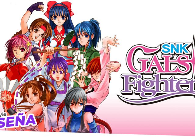 SNK Gals Fighters - Reseña
