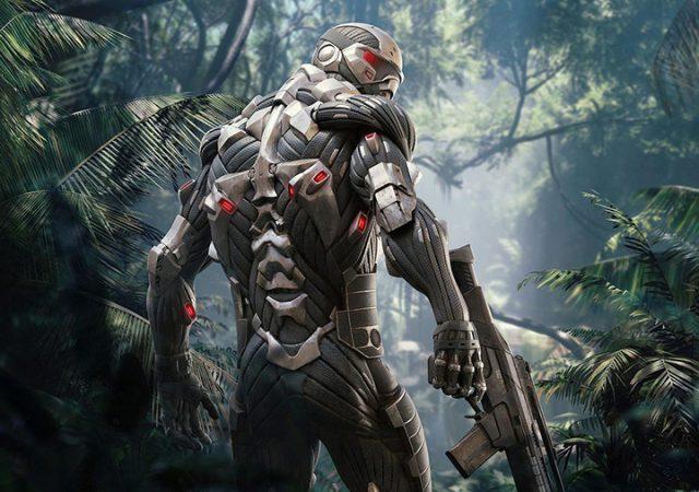 Crysis Remastered Gameplay