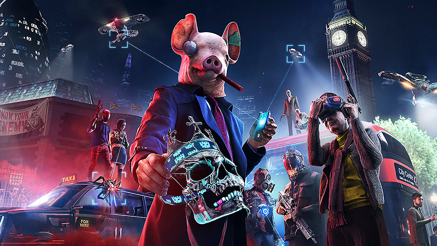Ubisoft Forward Watch Dogs Legion