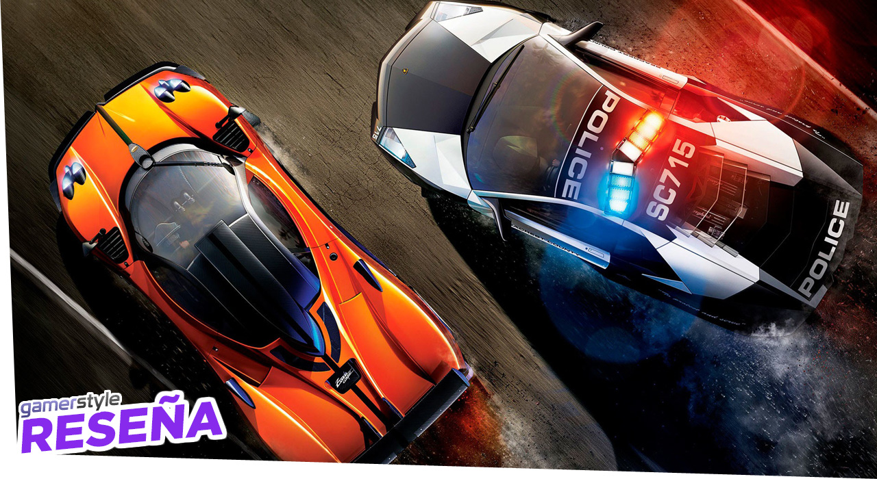 Need for Speed Hot Pursuit Remastered Reseña