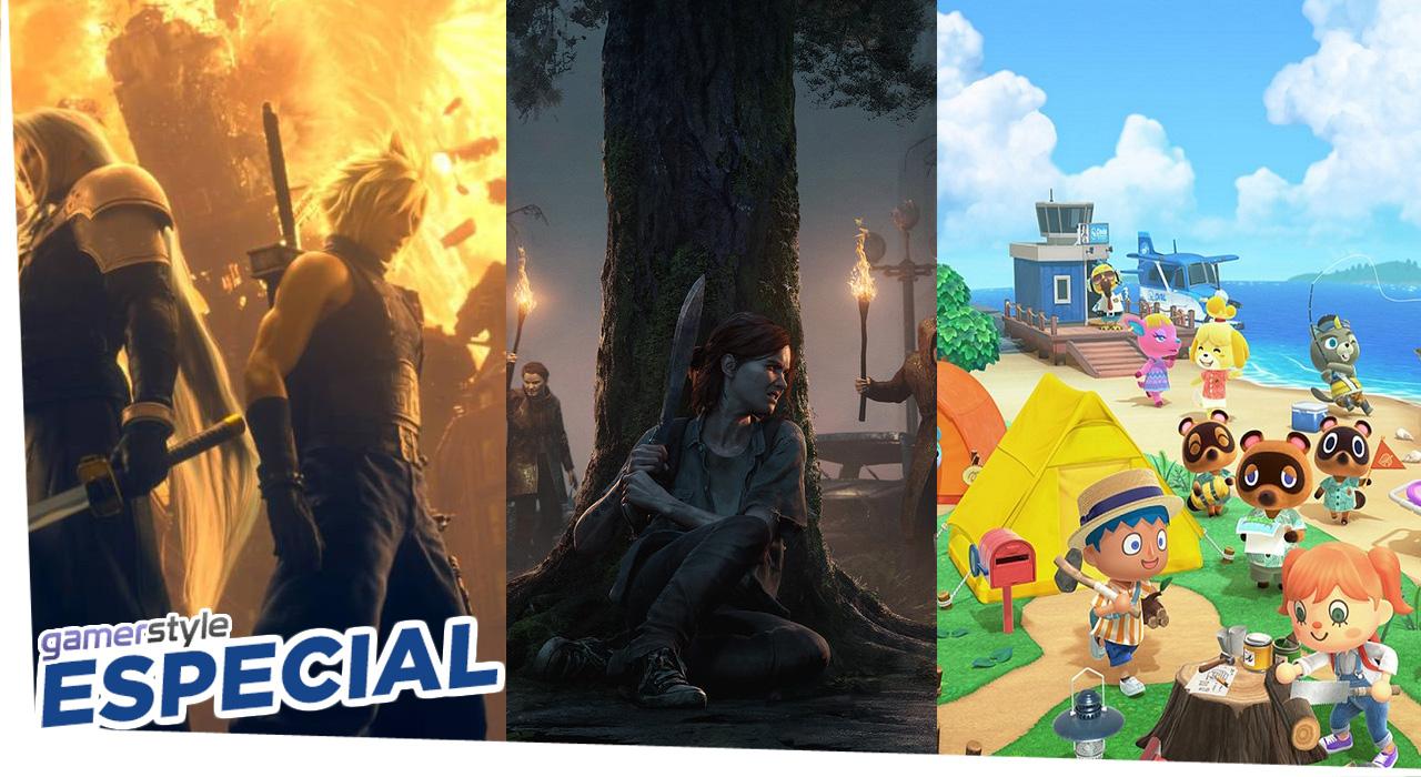 Nominados The Game Awards 2020